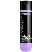 Matrix Total Results Unbreak My Blonde - кондиционер укрепляющий для осветленных волос