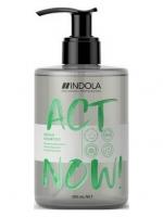 Indola Professional ACT NOW - Шампунь для восстановления волос