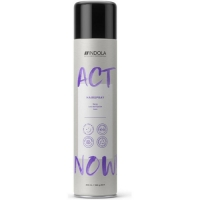 Indola Professional ACT NOW - Лак для волос средней фиксации, 300 мл