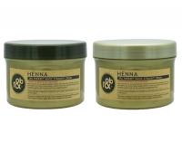 R&B - Henna Spa Therapy Magic Straight Cream Комплекс для выпрямления волос, 500мл+500мл