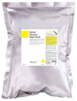 Skindom бархатная альгинатная маска энзимная для глубокой очистки пор Velvet Enzyme Alge-Mask Plus