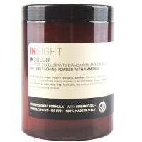 Insight InColor - Белый обесцвечивающий порошок с маслом Арганы, 500 гр