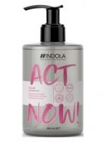 Indola Professional ACT NOW - Шампунь для окрашенных волос