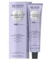 Revlon Professional Magnet Ultimate - Ultimate soft lightener cream Осветляющий крем, 60 мл
