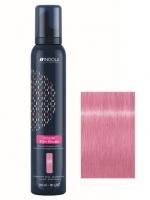 Indola Professional Color Style Mousse  - Клубничная Роза, 200мл
