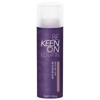 Keen Keratin Anti Spliss Fluid - Флюид с кератином для секущихся волос,75 мл