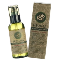 R&B Henna Spa Therapy Cuticle Essence - Эссенция с экстрактом хны,100 мл