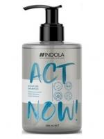 Indola Professional ACT NOW - Увлажняющий шампунь для волос