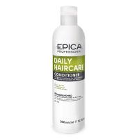 Epica кондиционер для ежедневного ухода за волосами с маслом бабассу и экстрактом зеленого чая Daily Care