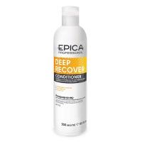 Epica кондиционер для поврежденных волос с маслом сладкого миндаля и экстрактом ламинарии Deep Recover