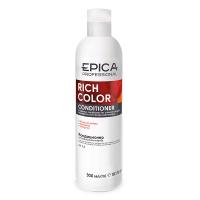 Epica кондиционер для окрашенных волос с маслом макадамии и экстрактом виноградных косточек Rich Color