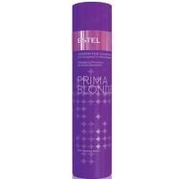 Estel Professional Prima Blonde - Серебристый шампунь для холодных оттенков блонд