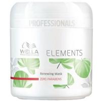 Wella Professional ELEMENTS - обновляющая маска без парабенов