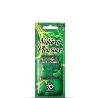 """SolBianca Крем для загара в солярии """"Natural Pleasure"""" с экстрактом зеленого чая и экстрактом ромашки, 15 ml"""