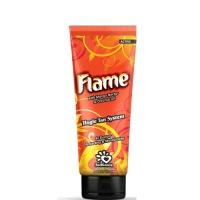 """SolBianca Крем для загара в солярии """"Flame"""" с нектаром манго, бронзаторами и Tingle эффектом, 125 ml"""