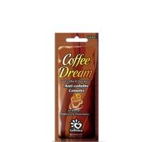 """SolBianca Крем для загара в солярии """"Coffee Dream"""" с маслом кофе, маслом Ши и бронзаторами, 15 ml"""