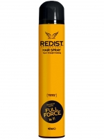 REDIST Professional лак для волос экстрасильной фиксации Hair Spray Super Strength Finishing FULL FORCE