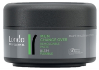 Londa Professional Styling Man Change Over - Пластичная паста для волос нормальной фиксации