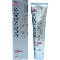 Wella Мягкийкрем для блондирования Soft Blondor, 200 ml