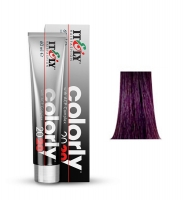 Itely Hairfashion Colorly 2020 Violet Medium Brown - 4V фиолетовый шатен