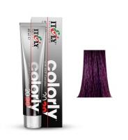 Itely Hairfashion Colorly 2020 Violet Medium Brown - 4V фиолетовый шатен