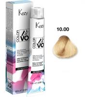 Kezy Color Vivo No Ammonia - 10.00 Экстра светлый блондин, 100 мл