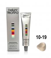 10-19 Светлый блондин сандре фиолетовый Constant Delight стойкая крем-краска для волос 60 ml