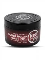 RedOne гель для волос ультрасильной фиксации Bubblegum Hair Gel GUM EFFECT