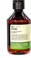 Insight масло для укладки волос Styling Oil Non Oil