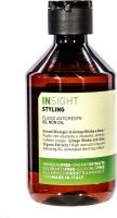Insight масло для укладки волос Styling Oil Non Oil