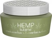 Selective Professional - Маска интенсивно-увлажняющая для сухих и поврежденных волос Hemp Sublime