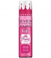 Revlon Professional Equave Instant Beauty Kids New Princess Conditioner - 2-х фазный кондиционер, облегчающий расчесывание с блёстками