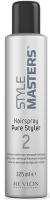 Revlon Professional Style Masters Style Fixing Medium Hold Hairspray - Лак неаэрозольный средней фиксации
