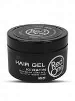 RedOne гель для волос ультрасильной фиксации с Кератином Hair Gel KERATIN