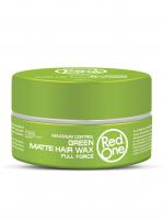 RedOne матовый воск для волос ультрасильной фиксации Matte Hair Wax GREEN