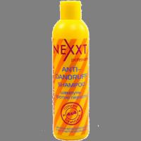 NEXXT Шампунь против перхоти с маслом можжевельника и экстрактом женьшеня