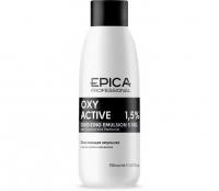 Epica Professional кремообразная окисляющая эмульсия  с маслом кокоса и пантенолом 1,5 % (5 vol) Oxy Active