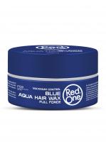 RedOne аква воск для волос ультрасильной фиксации Aqua Hair Wax BLUE