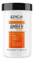 Epica Professional маска для волос Amber Shine Organic