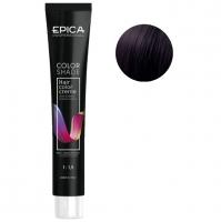 Epica Professional крем-краска 4.22 шатен фиолетовый интенсивный Brown Violet Intense