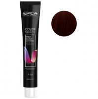 Epica Professional крем-краска 4.5 темно-русый махагоновый Dark Blond Mahogany