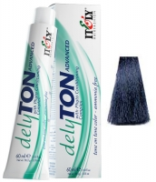 Itely Hairfashion Delyton Advanced 1B Blue Black - 1B иссиня-черный