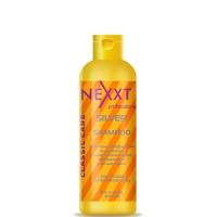 NEXXT Шампунь серебристый для светлых и осветленных волос,  нейтрализует желтый нюанс