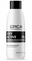 Epica Professional кремообразная окисляющая эмульсия  с маслом кокоса и пантенолом 3 % (10 vol) Oxy Active