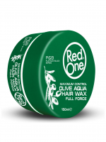 RedOne аква воск ультрасильной фиксации Aqua Hair Wax OLIVE
