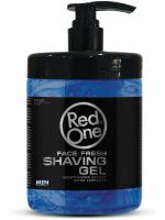 RedOne гель для бритья Shaving Gel FACE FRESH