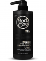 RedOne гель для бритья c Shaving Gel Face Fresh SILVER
