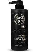 RedOne гель для бритья c Shaving Gel Face Fresh SILVER