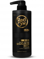 RedOne гель для бритья c Shaving Gel Face Fresh GOLD