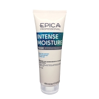 Epica Увлажняющая маска для сухих волос с маслом какао и экстрактом зародышей пшеницы Intense Moisture